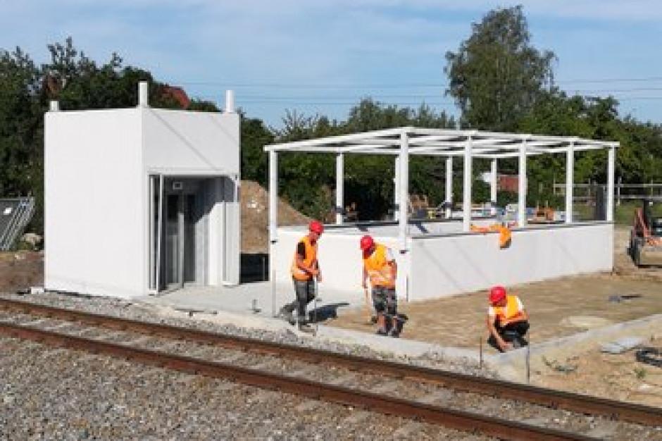 Łódzkie: Zrealizowano większość prac na linii kolejowej Łódź - Zduńska Wola