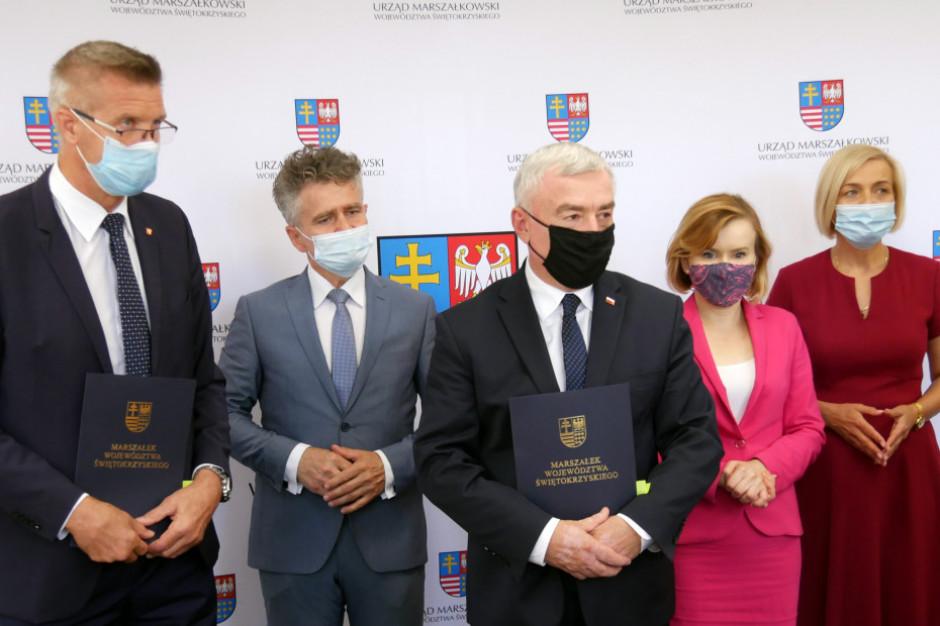 Wschodnia obwodnica Kielc coraz bliżej. Podpisano umowę o współpracy