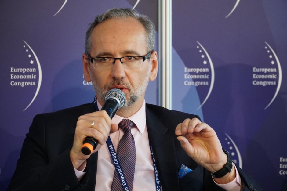Minister zdrowia o swojej misji specjalnej: musimy odbudować zdrowie Polaków