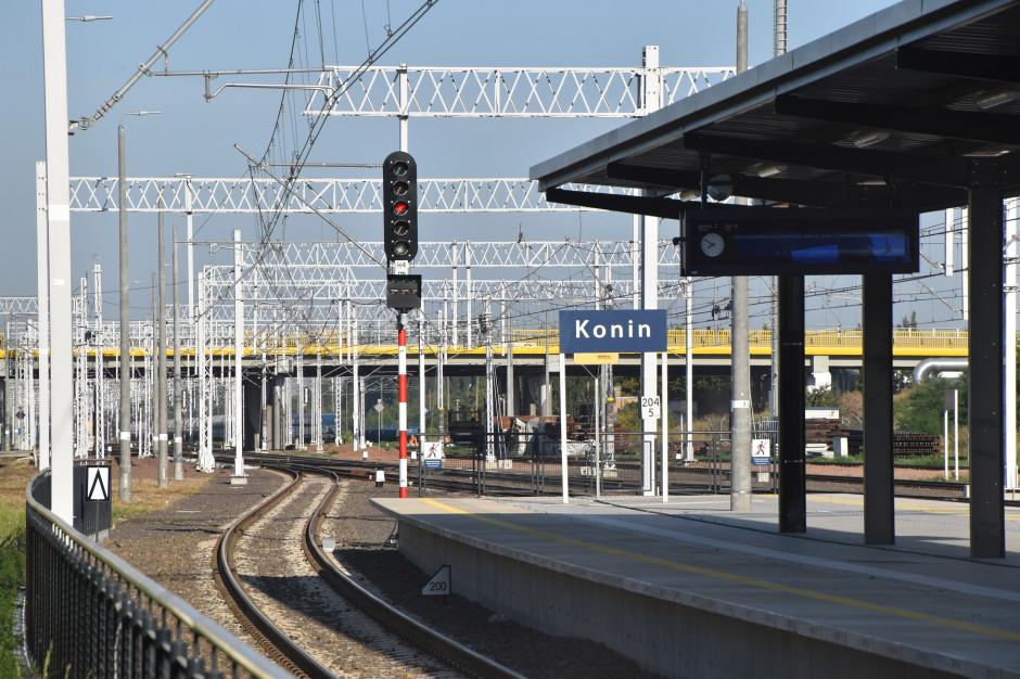 Wielkopolskie: Nowe inwestycje PKP na stacjach w Koninie i Kole