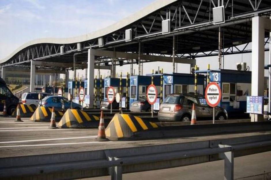 Ruszyliśmy na weekend. Kolejki przed bramkami na A1 koło Torunia