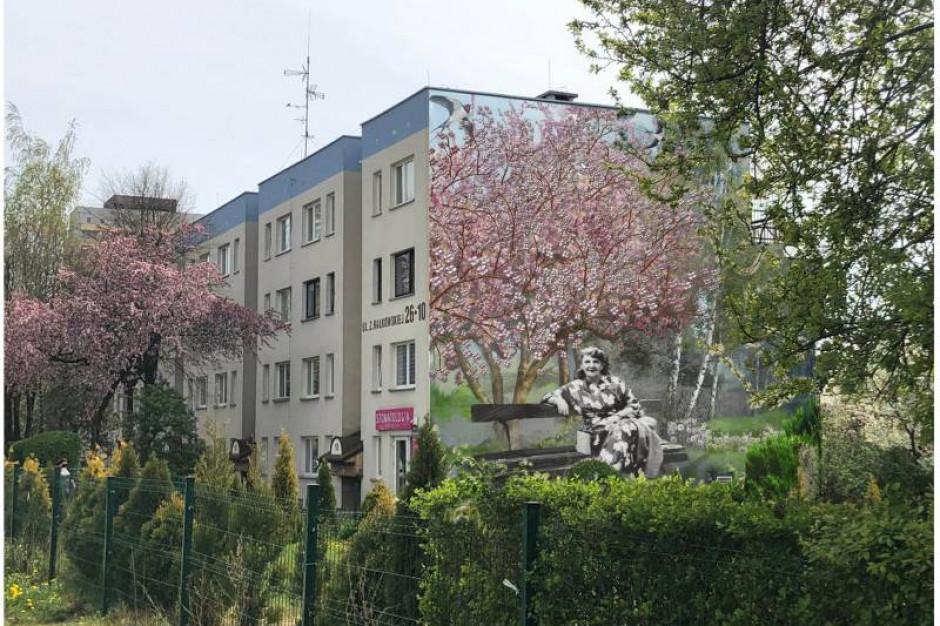 Śląskie: W Tychach powstanie mural z wizerunkiem Zofii Nałkowskiej