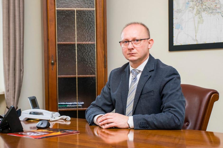 Burmistrz Bogatyni zrezygnował z funkcji