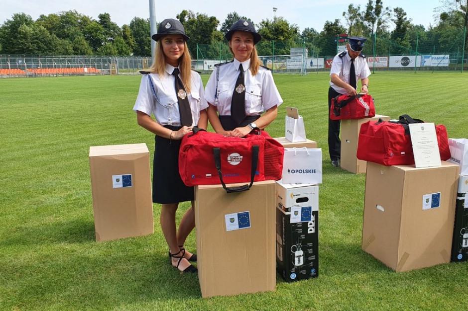 Strażacy z OSP przygotowani na pracę w warunkach pandemii