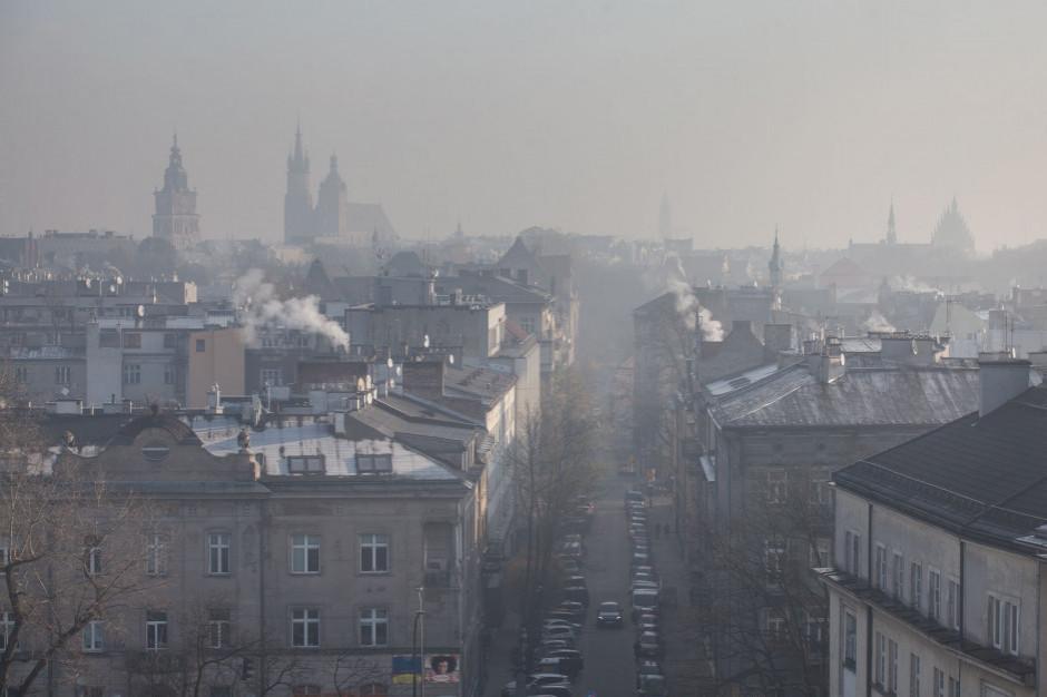 Wicemarszałek Małopolski o ochronie jakości powietrza: jedno z najpoważniejszych wyzwań