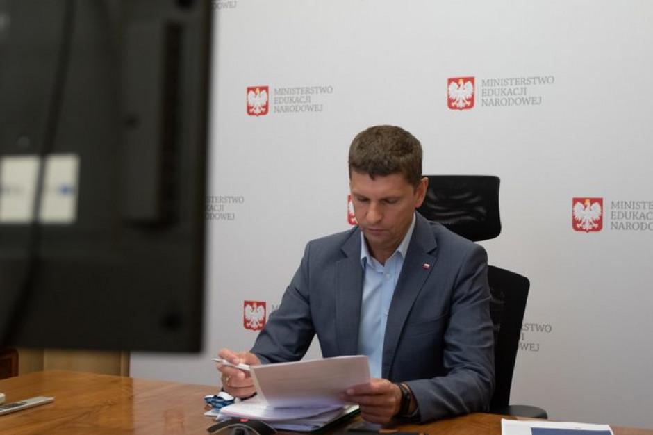 Piontkowski: Odwołanie kuratora łódzkiego nie ma związku z jego wypowiedzią o LGBT