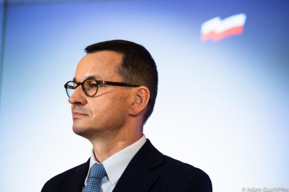 Premier na posiedzeniu Rady Wykonawczej ds. Programu dla Śląska