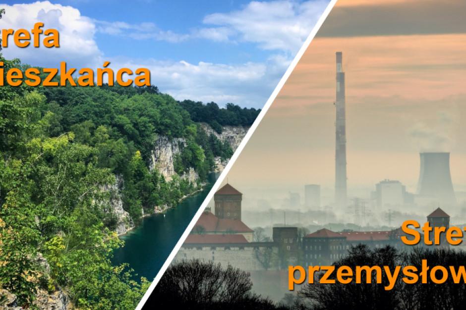 Pilotażowy monitoring zanieczyszczeń przemysłowych w Skawinie