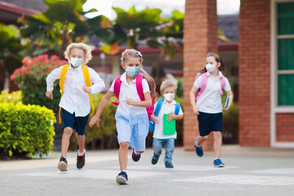 Nie będzie obowiązku noszenia maseczek w szkole