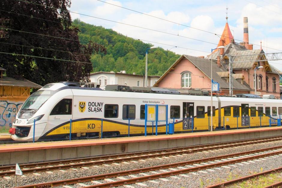 Koleje Dolnośląskie kupią pociągi hybrydowe