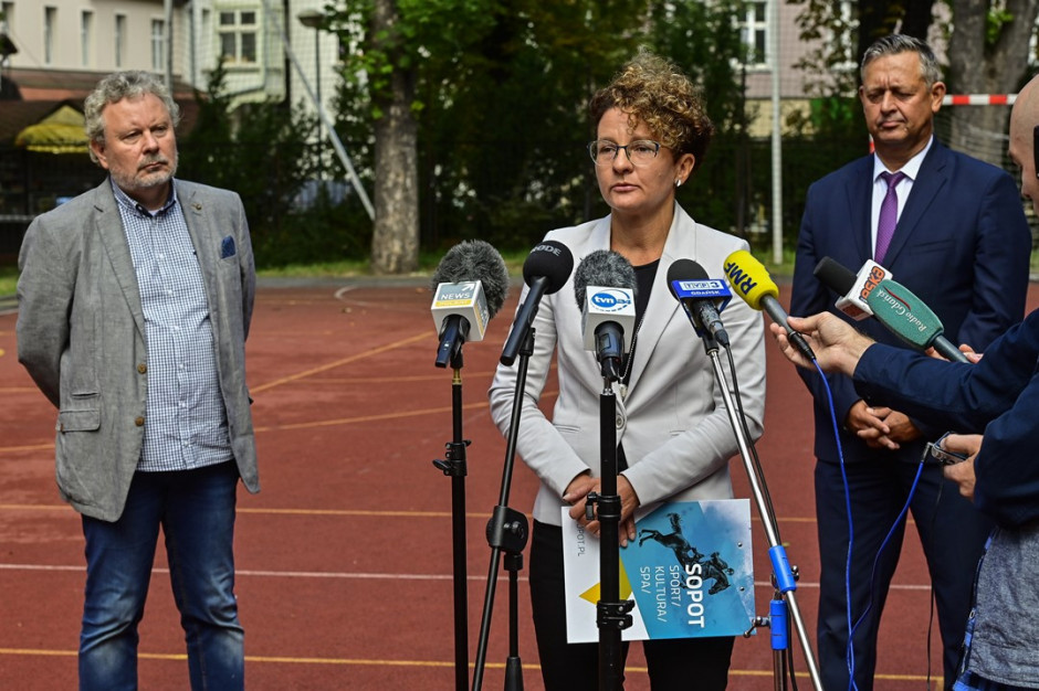 Sopot: Od 1 września rozpoczęcie lekcji w szkołach o różnych godzinach