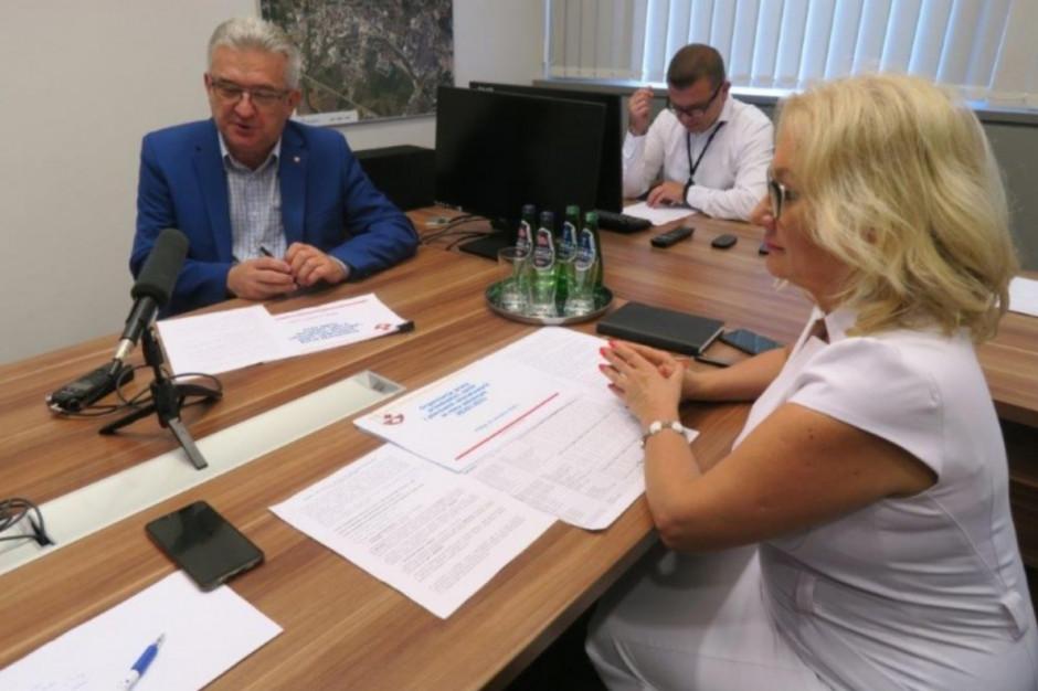 Elbląga przeznaczył 300 tys. zł na zabezpieczenie szkół przed koronawirusem