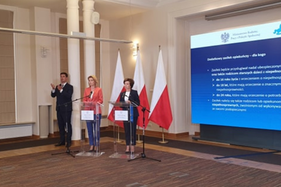 Socha: Przedłużamy realizację inwestycji w ramach Maluch plus