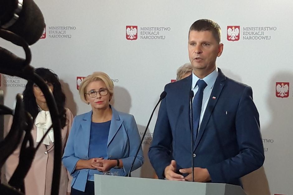 Dariusz Piontkowski: zapraszam dzieci do nauki w szkole, ale subwencji nie podwyższę