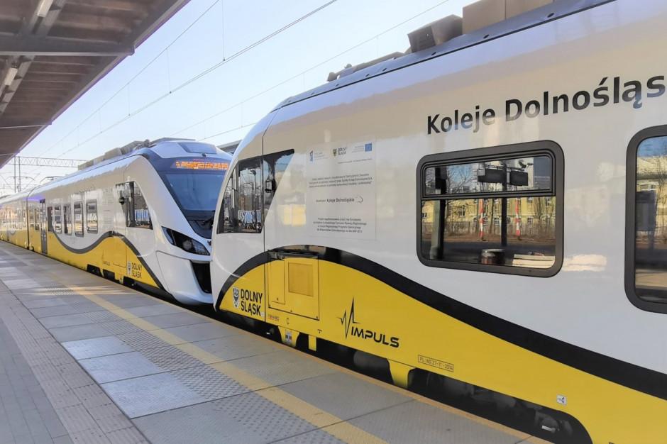 Pociągi Kolei Dolnośląskich będą zatrzymywać się na przystankach na żądanie