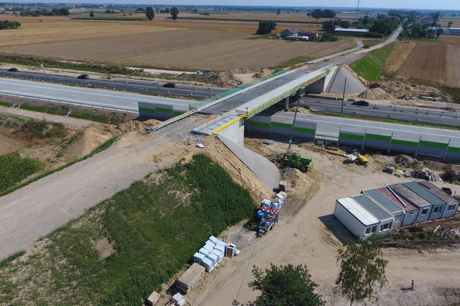 Łódzkie: Kolejny odcinek nowej jezdni na budowanej A1 udostępniony kierowcom