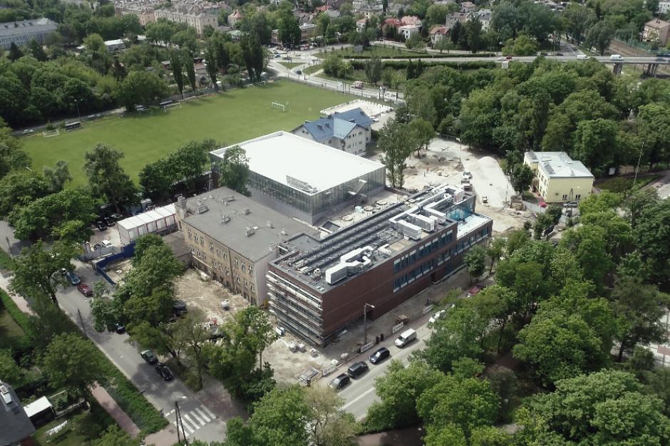 W PPP powstał budynek i hala liceum z 75-letnią tradycją