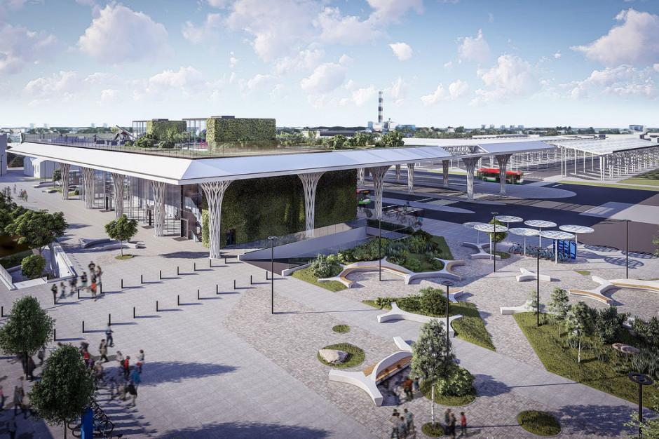 Chcą zbudować dworzec metropolitalny za ponad 200 mln