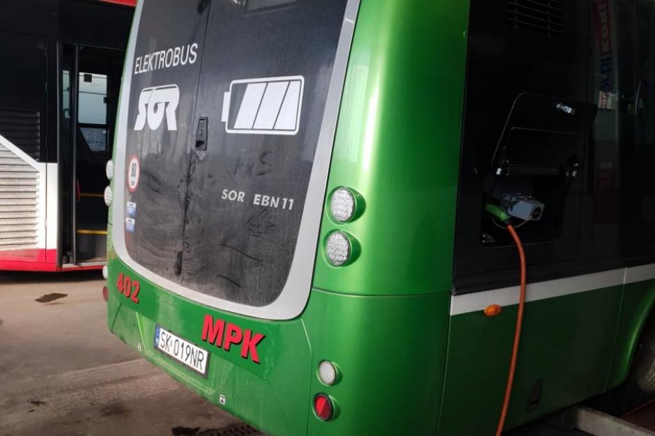 Częstochowa testuje autobus elektryczny