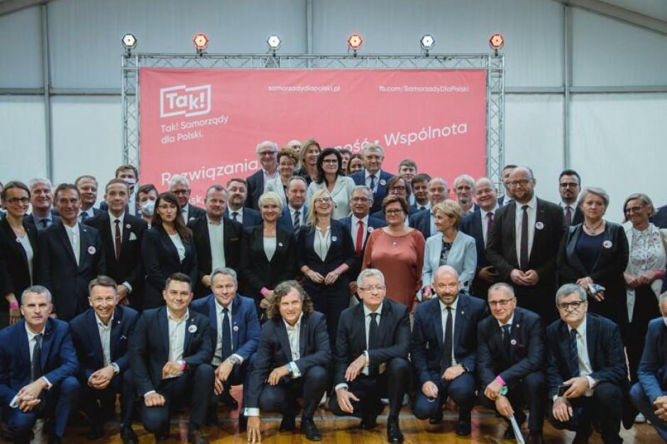 Samorządy dla Polski: nowe stowarzyszenie samorządowe w 40-lecie Porozumień Sierpniowych