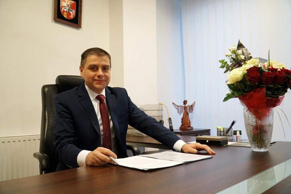Puławy: Prezydent nie dostał absolutorium, więc zwolnił zastępcę