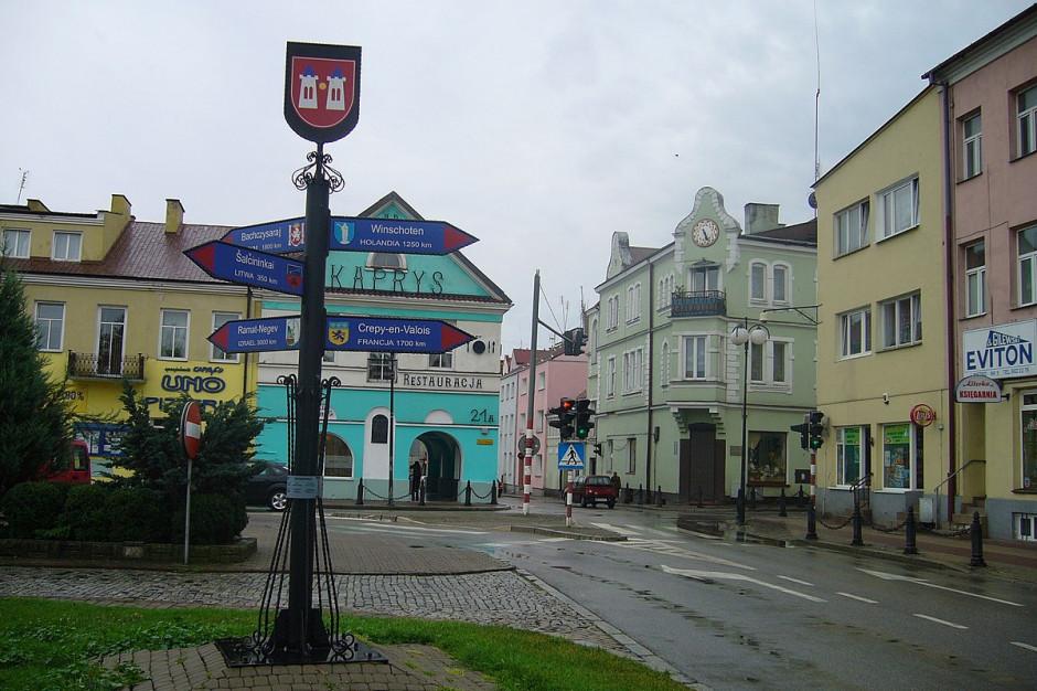 Płoński urząd miasta ogłosił przetarg na rewitalizację rynku i pobliskich ulic