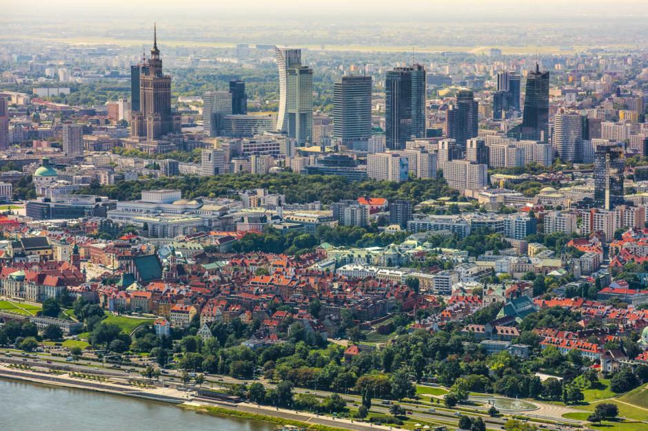 Największa średnia pensja w woj. mazowieckim. Najmniejsza w warmińsko-mazurskim