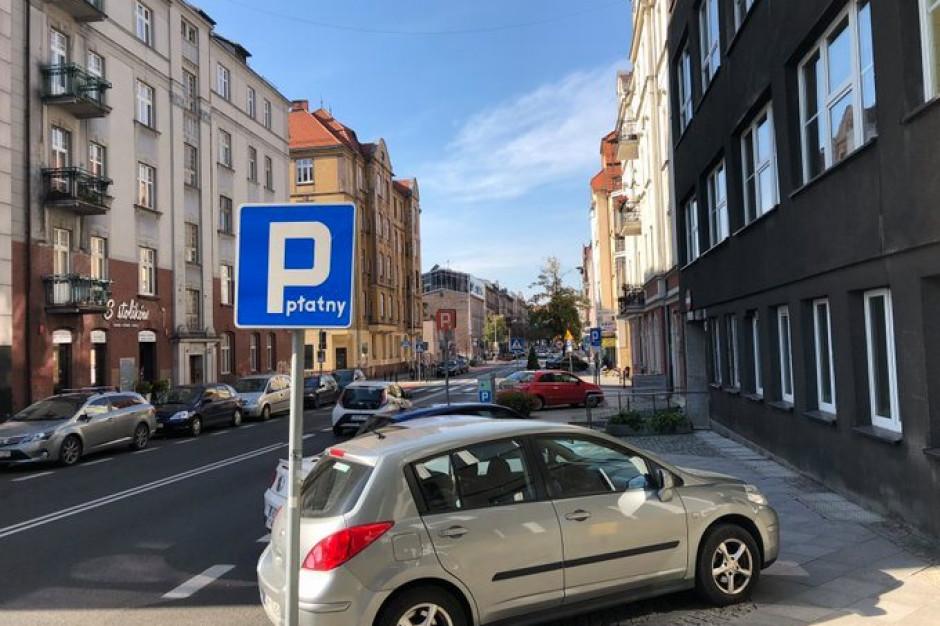 Katowice: Płatność za parkowanie również aplikacją
