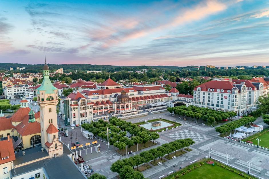 Sopot: Mniej turystów i spadek dochodów. Sezon letni podsumowany