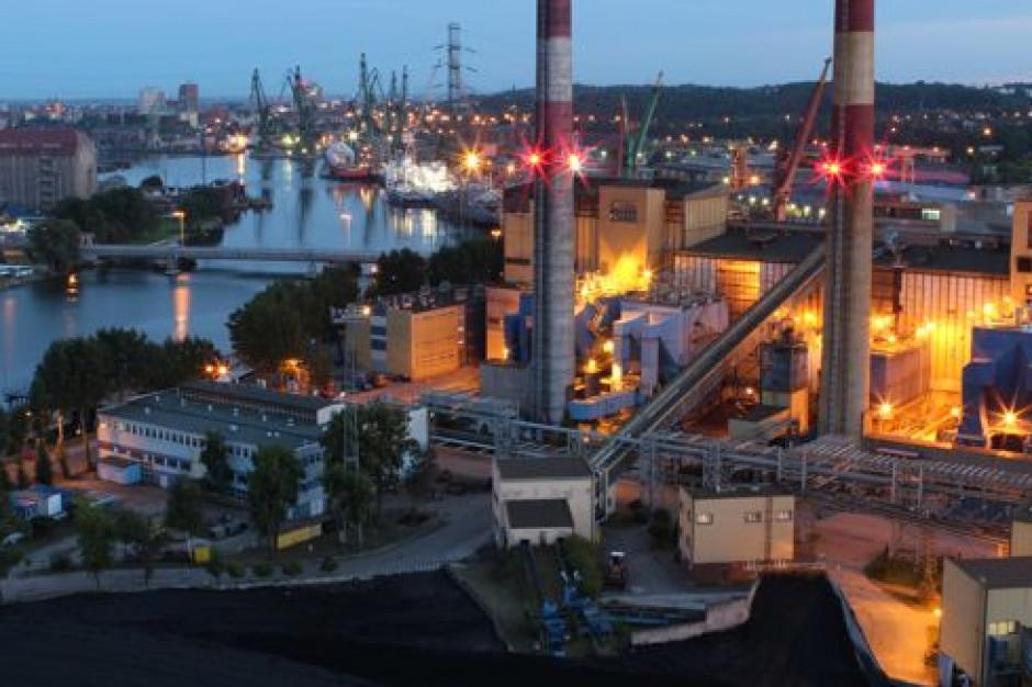 Gdańsk: w elektrociepłowni zakończono modernizację Instalacji Mokrego Odsiarczania Spalin