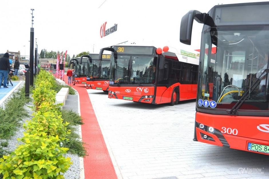 Ostrów Wielkopolski ma sześć nowych autobusów ekologicznych