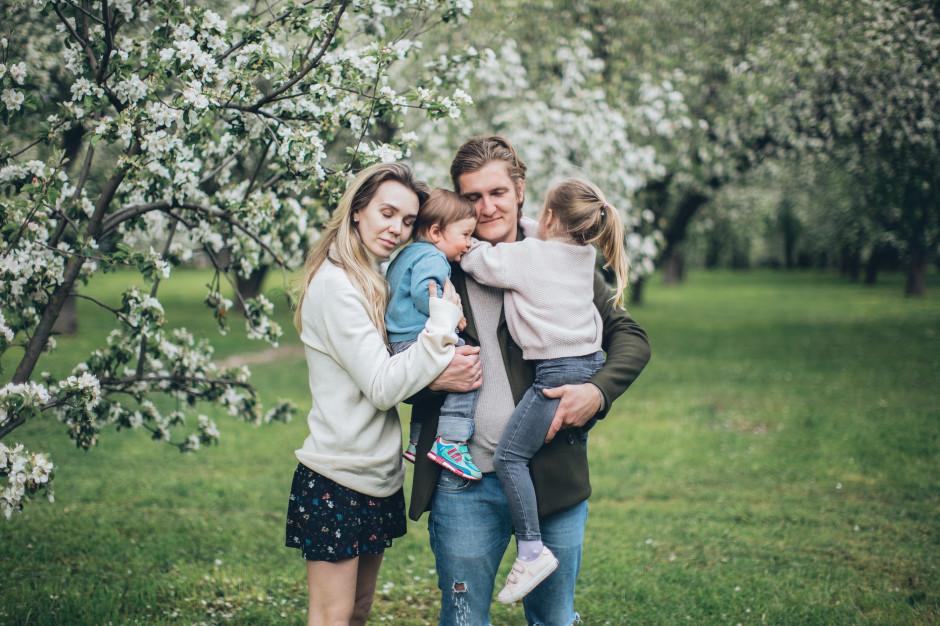 Milion rodzin w Polsce z Kartą Dużej Rodziny