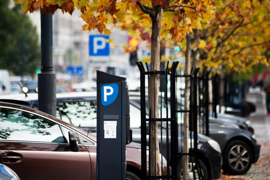 Warszawa: Wyższe kary za brak opłaty w strefie płatnego parkowania