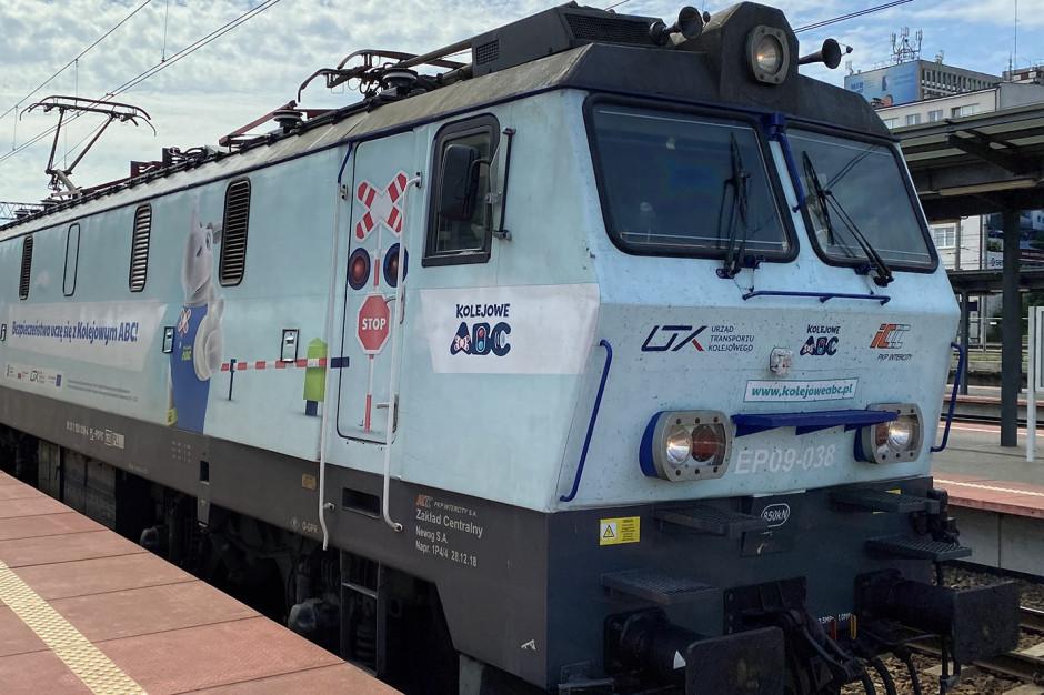 UTK: Spadła liczba lokomotyw przewoźników pasażerskich