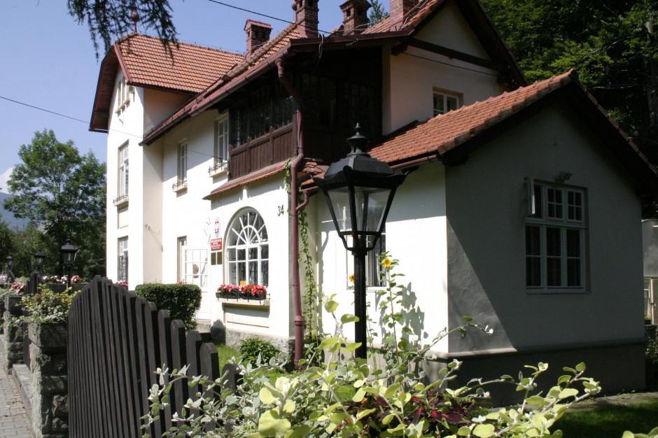 Bielskie muzeum wybrało wykonawcę remontu Fałatówki