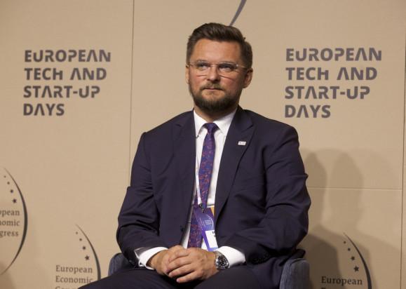 Marcin Krupa prezydent Katowic (fot. PTPW)