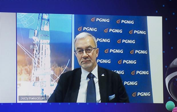 Jerzy Kwieciński prezes zarządu, PGNiG