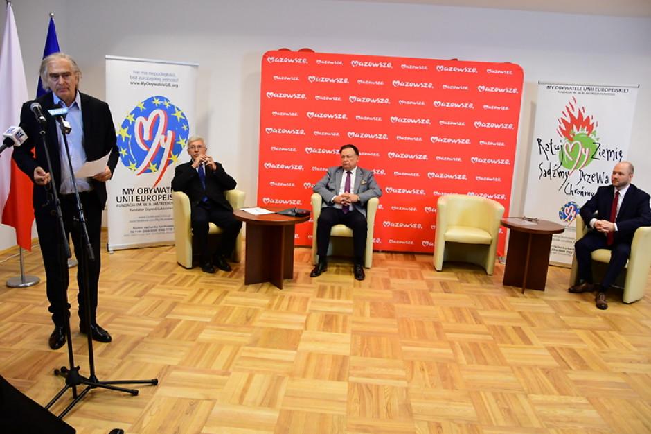 Przy marszałku Mazowsza powstała Rada ds. Unii Europejskiej