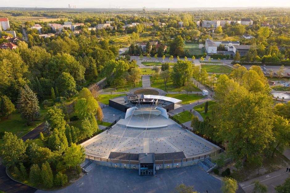 Sosnowiec: Amfiteatr Muszelka najlepszą przestrzenią publiczną wg internautów