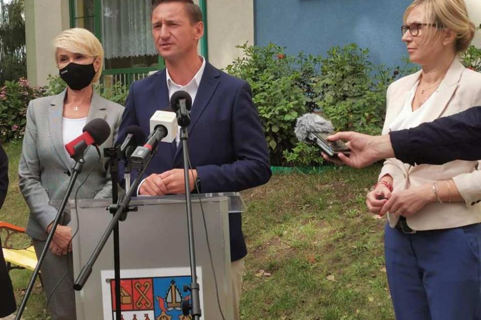 Kołobrzeg: województwo wesprze środkami unijnymi przedszkolne inicjatywy miasta