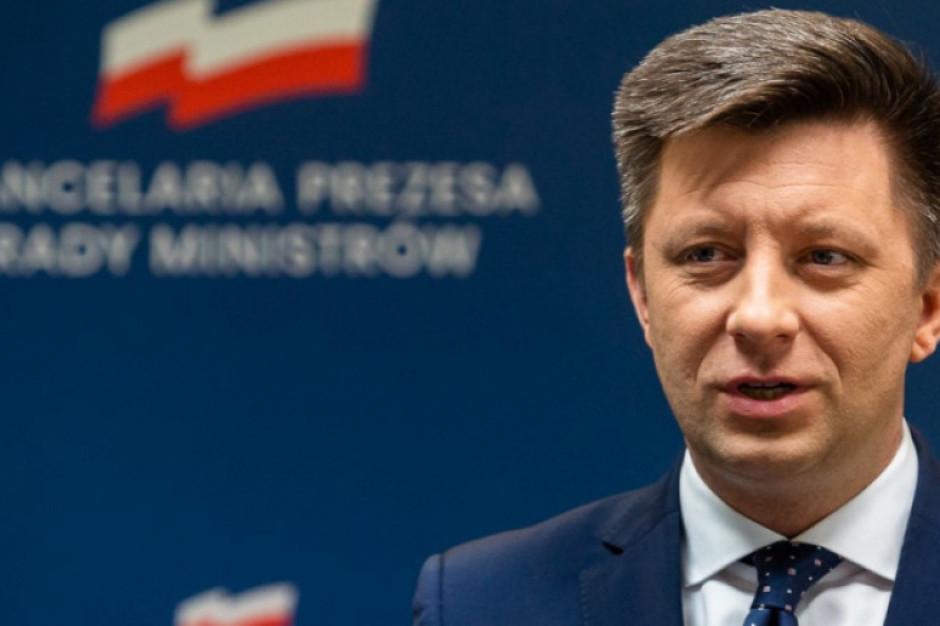 Dworczyk o rachunku za budowę mostu na Wiśle: nie możemy przyzwyczajać samorządów, że rząd zawsze bierze na siebie odpowiedzialność