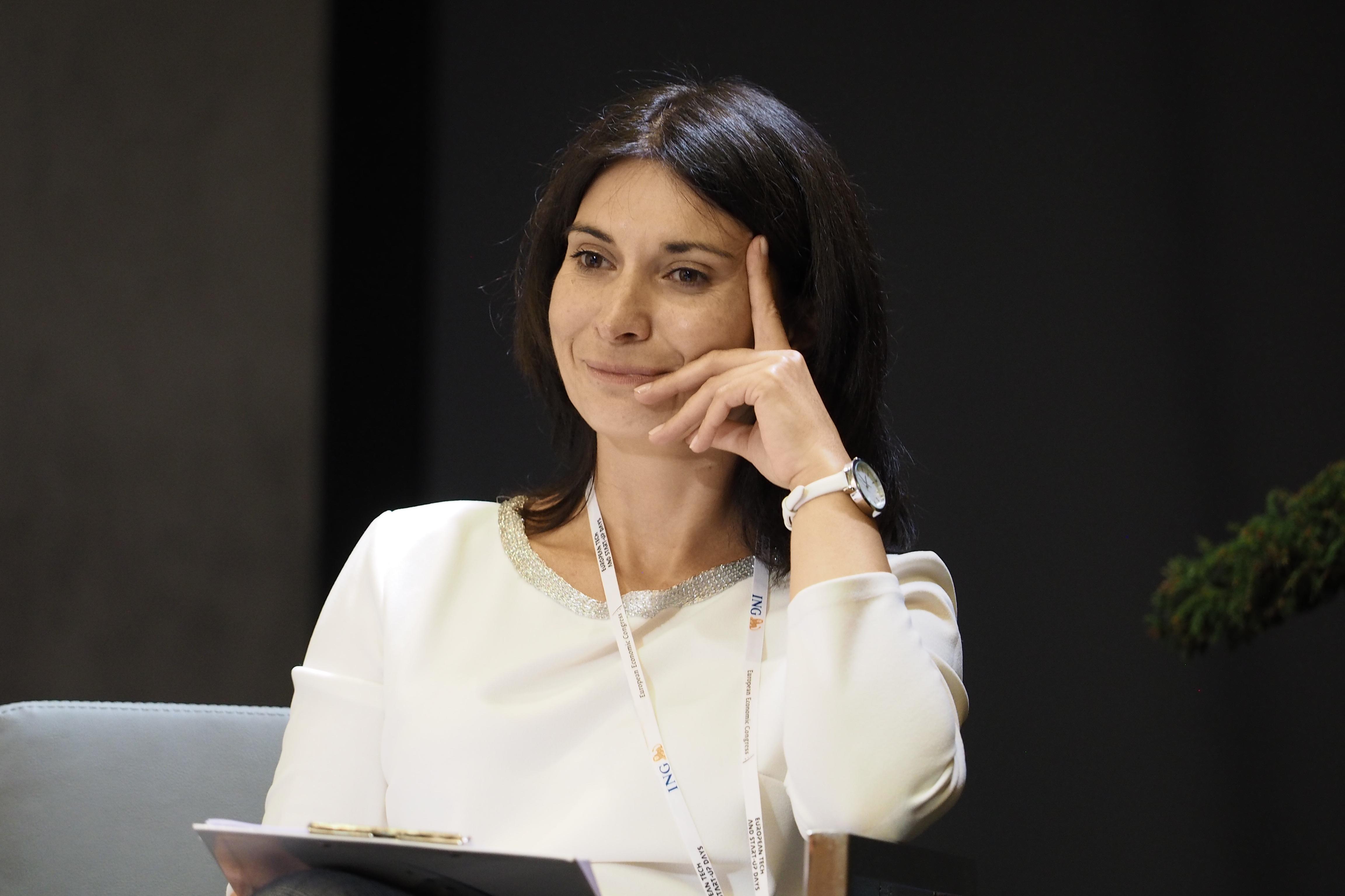 Agnieszka Widera-Ciochoń – zastępczyni redaktora naczelnego Portalu Samorządowego (Fot. PTWP)