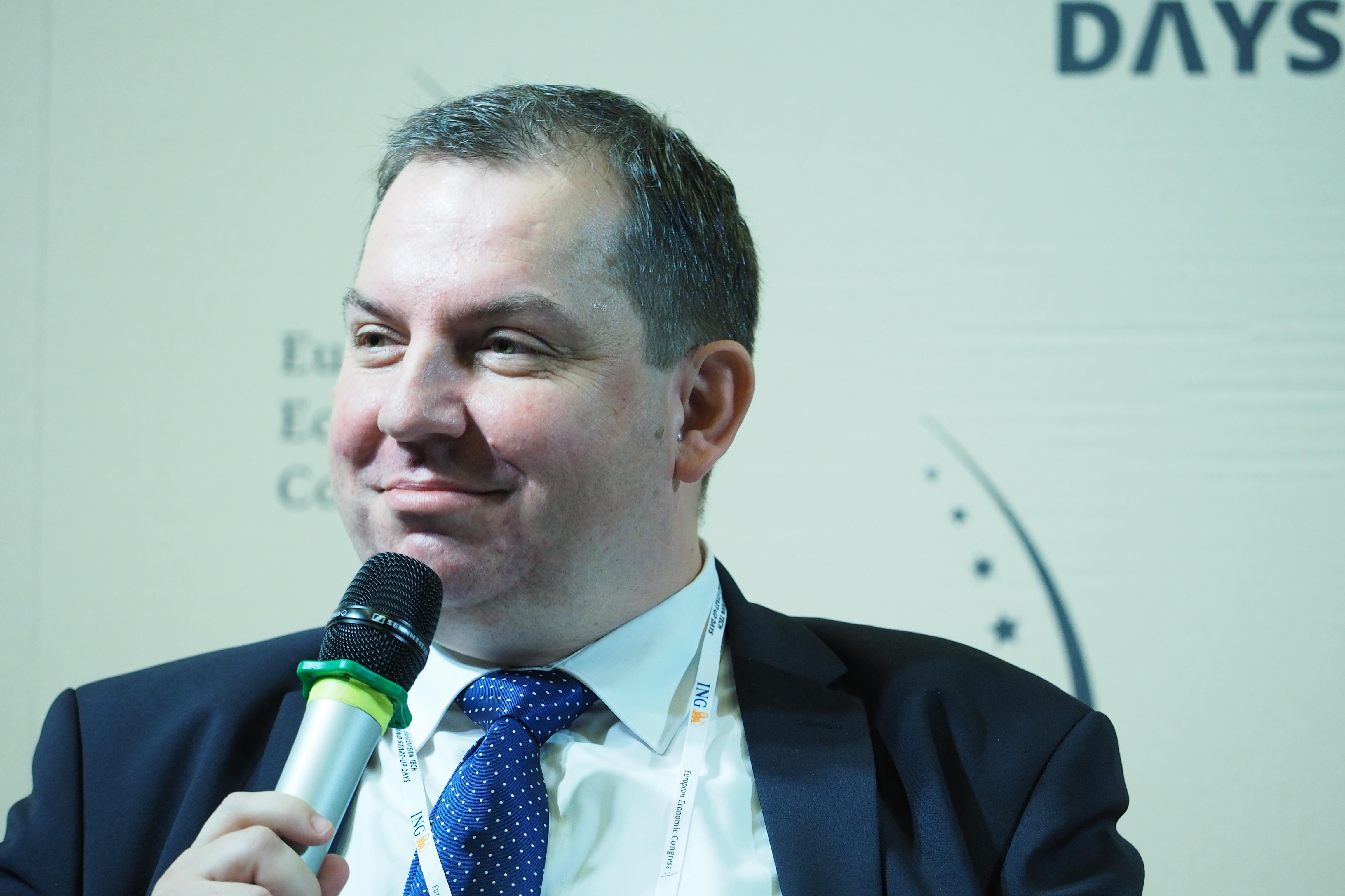 Jacek Lisowski, kierownik Katedry Ubezpieczeń Uniwersytetu Ekonomicznego w Poznaniu (Fot. PTWP)