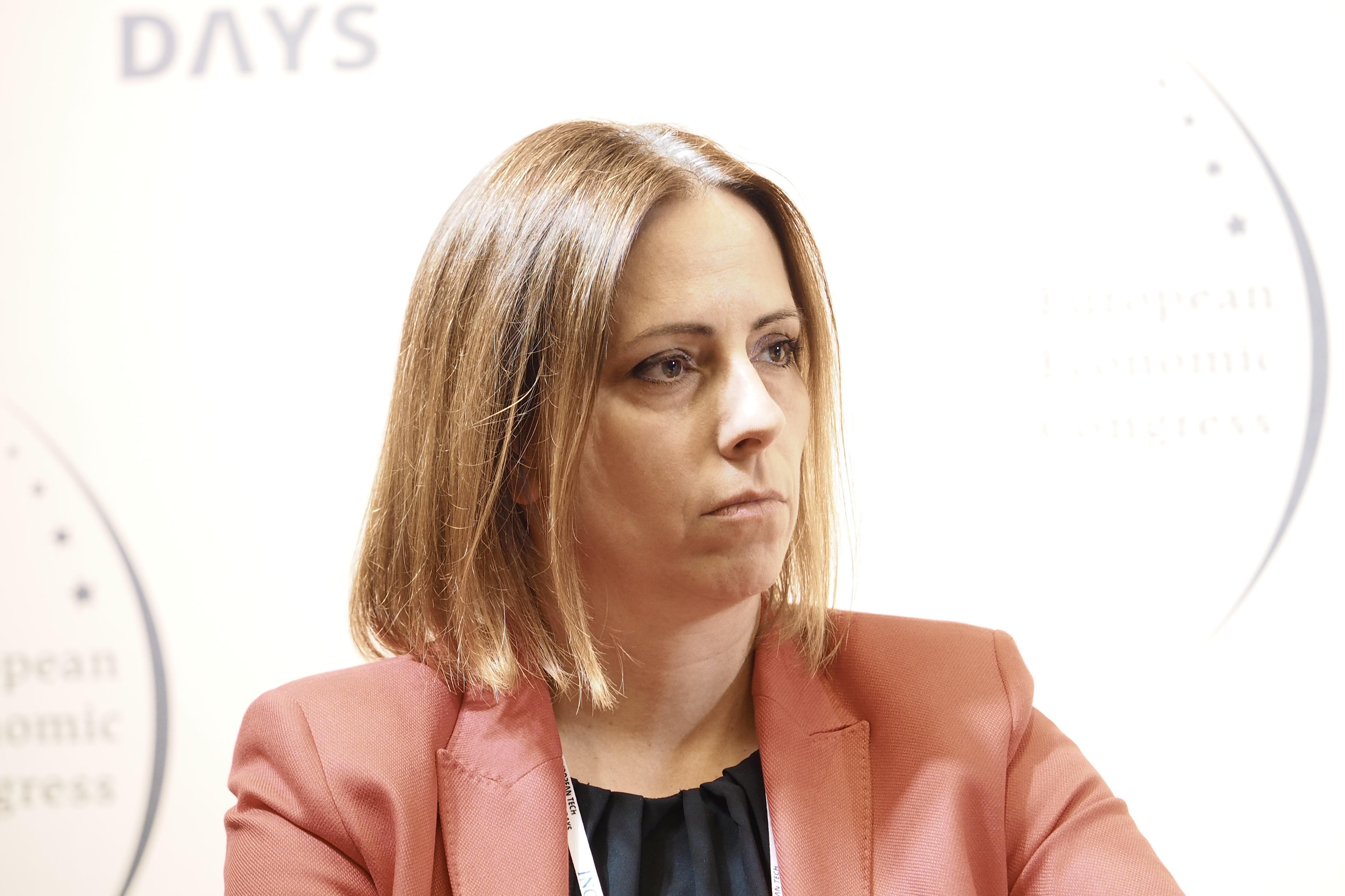 Wiceprezes zarządu Maxima Fides Sp. z o.o. Magdalena Wojtczak (Fot. PTWP)