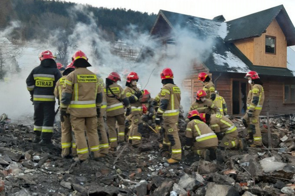 Sąd przedłużył areszty dwóm podejrzanym ws. wybuchu w Szczyrku