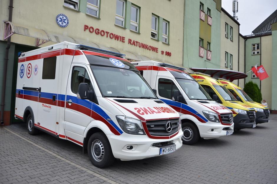 Mazowsze: Radni województwa przeciwko zmianom w ratownictwie medycznym