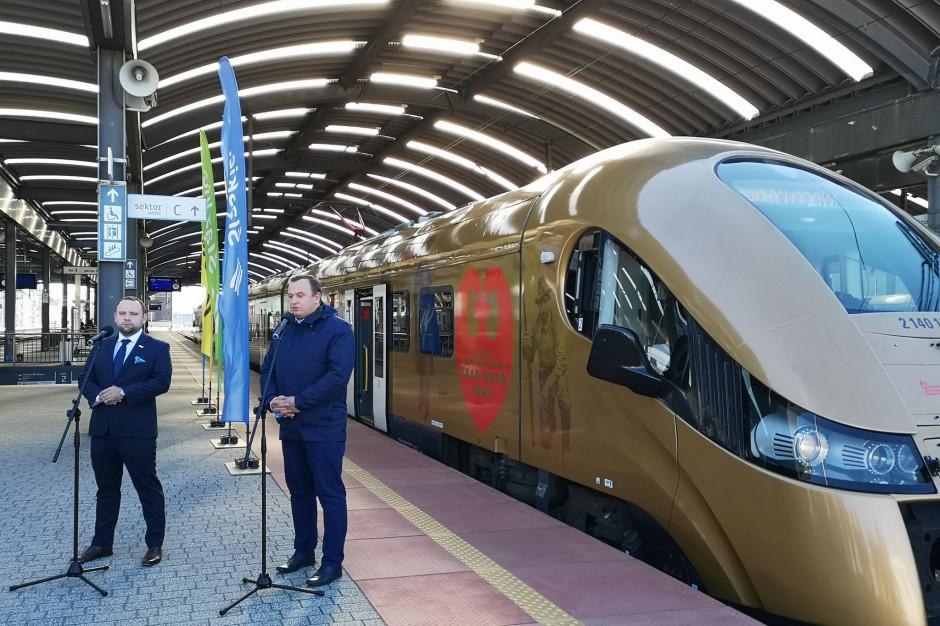 Za bilet w Kolejach Śląskich można zapłacić w pociągu kartą i BLIKiem