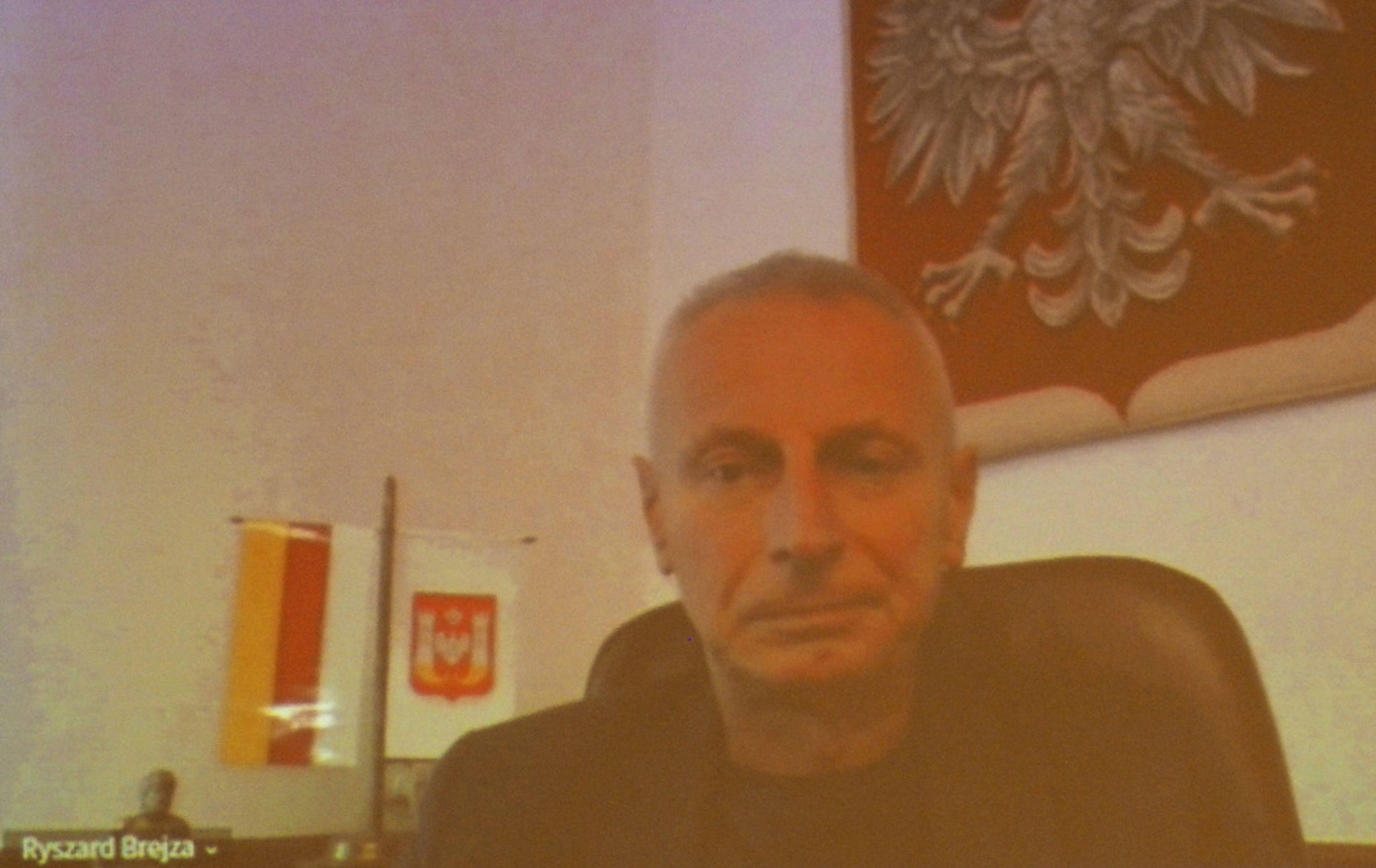Prezydent Inowrocławia Ryszard Brejza. Fot. PTWP
