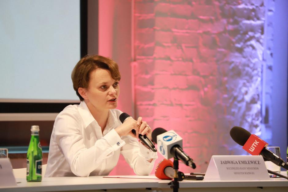 Emilewicz: w przyszłym tygodniu pakiet mieszkaniowy na posiedzeniu plenarnym Sejmu