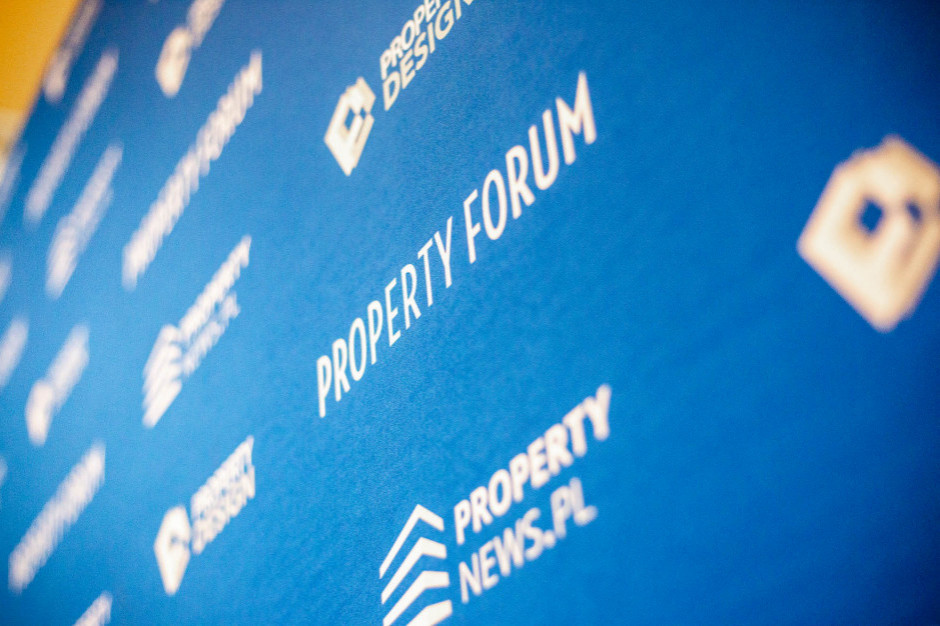Property Forum 2020. Zobacz plan transmisji online